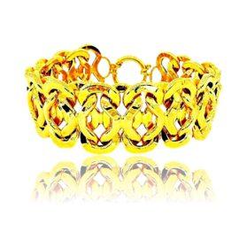 Arany karlánc, arany karkötő