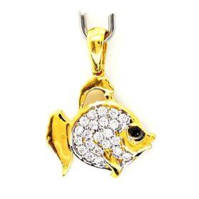 arany hal medál